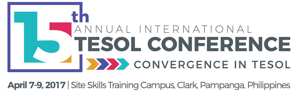 15th Annual TESOL International Conference