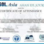 120 Hour TESOL Certificate (Attendance based) Schedule 2016