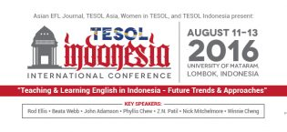 TESOL Indonesia International TESOL Conference